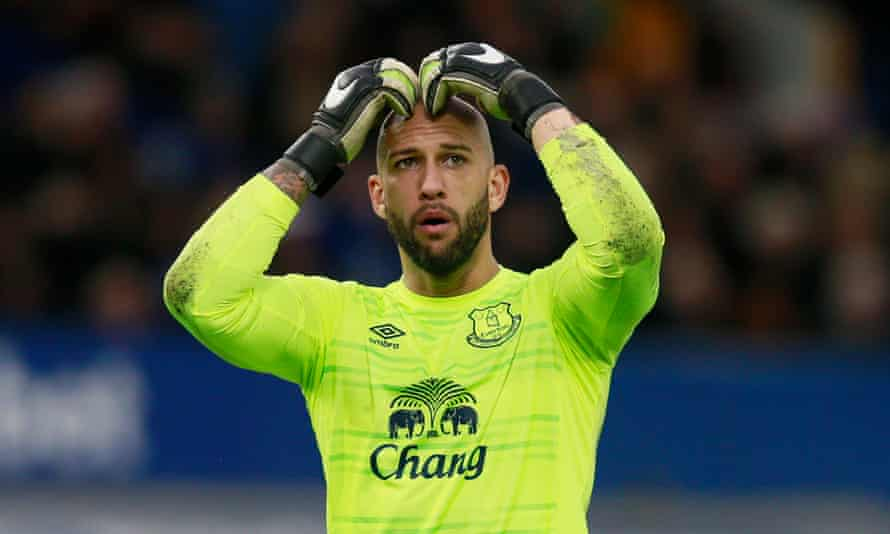 Tim Howard was one of the Premier League's best goalkeepers for many years