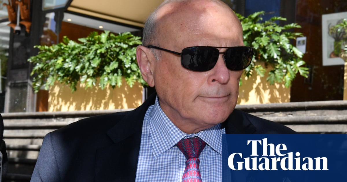 Former Sydney stock trader jailed for 1970s bank robberies after boozy lunches – The Guardian