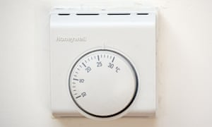 Wall-mounted thermostat