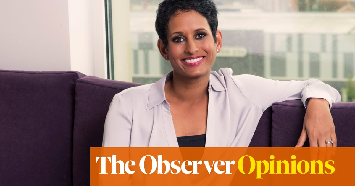 Naga Munchetty reprimand blurs BBC's own lines between reportage and opinion   Kenan Malik