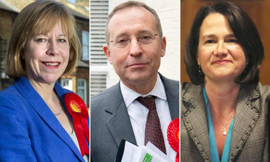 Ruth Cadbury, Andy Slaughter and Catherine West