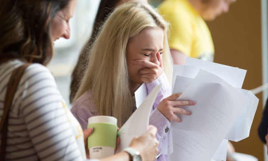 A-level results day arrives on 16 August for would-be freshers.