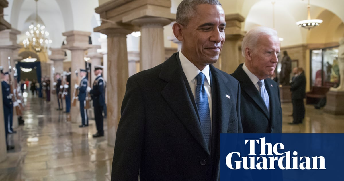 Biden 'finishing the job' my administration started, Obama says