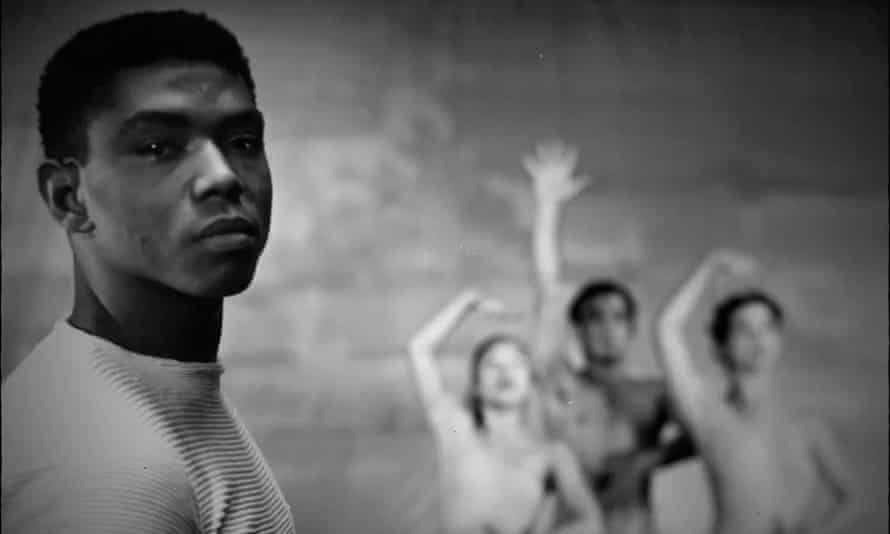 A still from Ailey