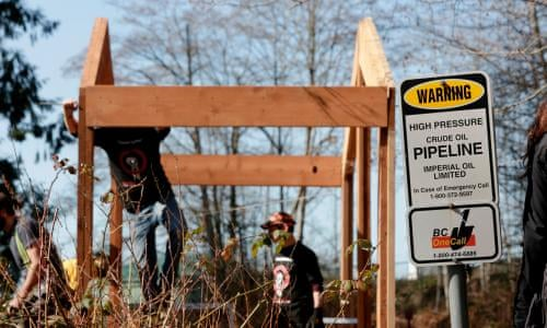 Kinder Morgan pipeline: Canadian government to buy project for ...