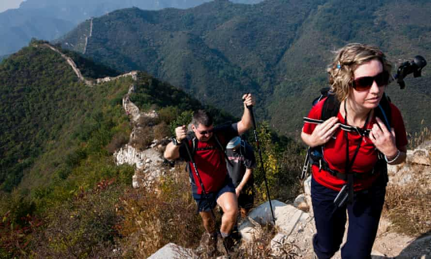 Discover Adventure Great Wall of China trek