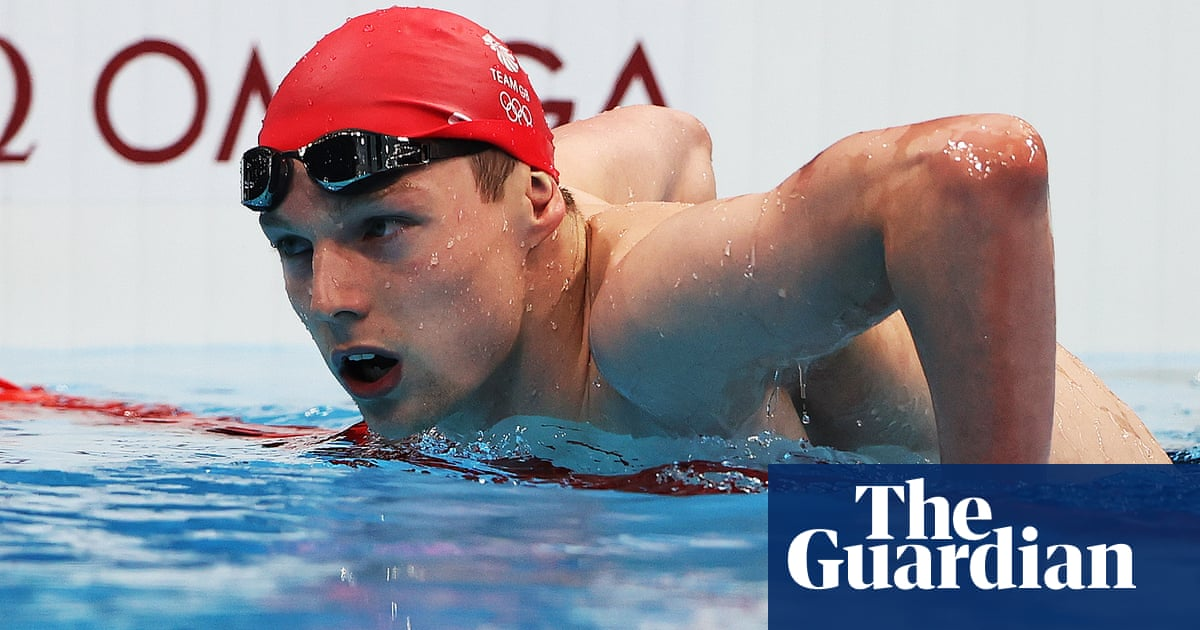 Duncan Scott takes 200m medley silver – and can add to third Tokyo medal