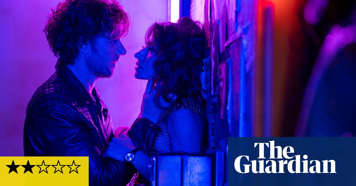 Sex/Life review – they're coming in their droves … and not for the dialogue