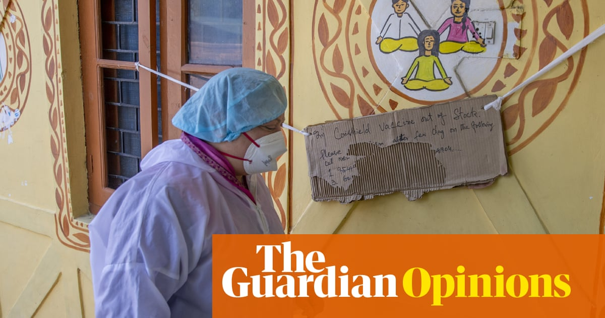 Britain could steer a global vaccination programme – but where is the leadership?