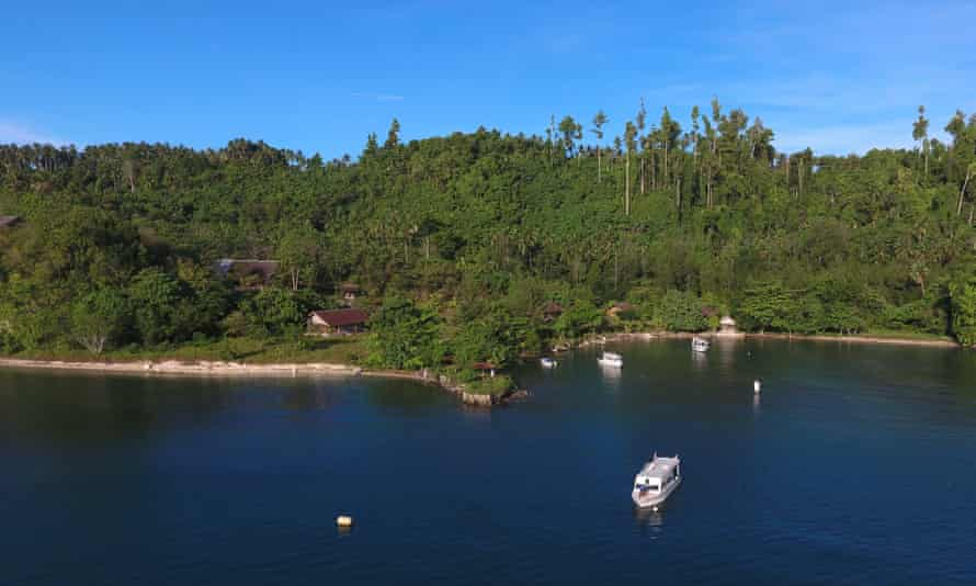 Weda Resort, Halmahera, North Maluku