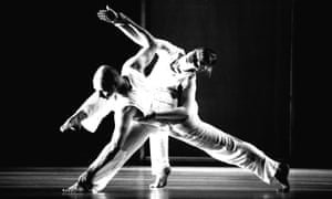 Siobhan Davies Dance Company at Sadlers Wells