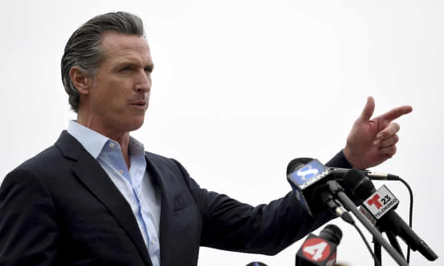 A recall election has been triggered for the California governor Gavin Newsom.