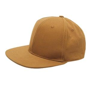tan coloured cap Zara