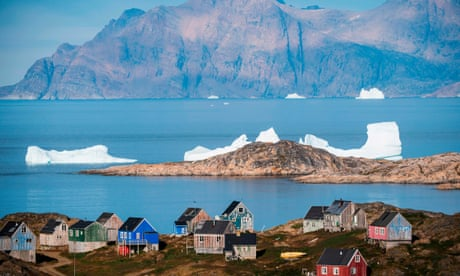 Trump wanting to buy Greenland is yet another sign of Putin's puppetry