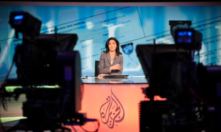 Al Jazeera has gone from being lauded for its coverage of protesters in Tahrir Square to being accused of partisan reporting.