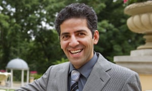 US-based HIV expert Dr Kamiar Alaei: 'This order would only harm exchange of knowledge and science.'
