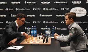 World Chess Championship 2018, Game 5