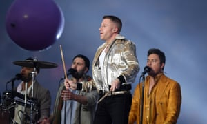 Equality for all': Macklemore issues emotional plea during