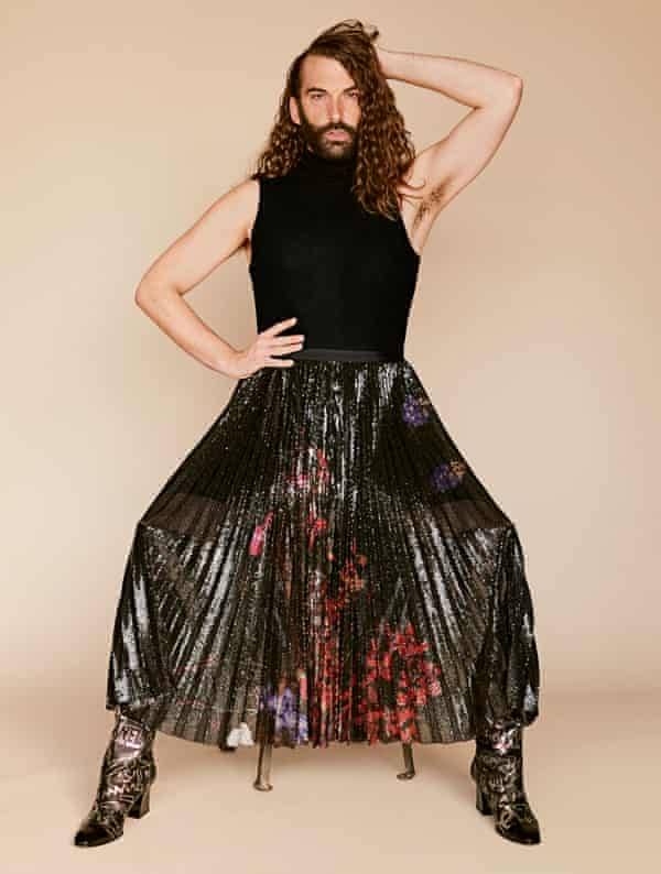 'I don't think we've come as far as I wished and hoped that we had': Jonathan Van Ness.