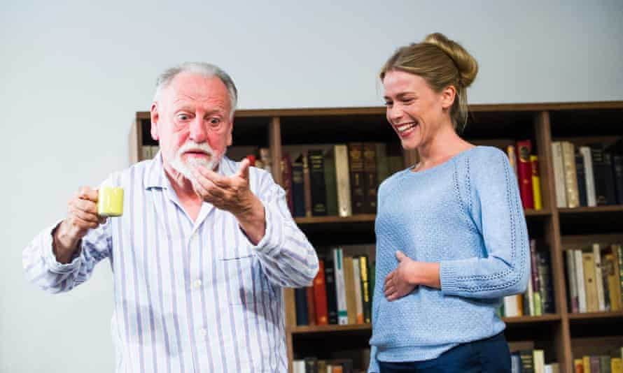 Kenneth Cranham in The Father