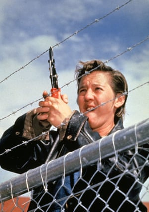 Carol Burns in Prisoner Cell Block H, 1985.