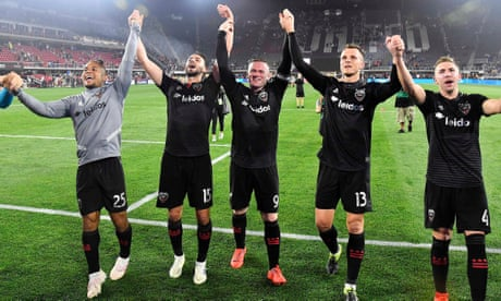 Wayne Rooney has driven a revolution at DC United