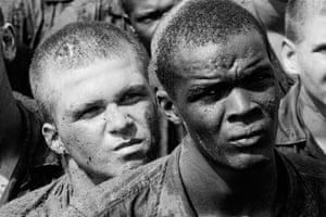 Marine Corps Recruit Depot, Parris Island, South Carolina, 1970