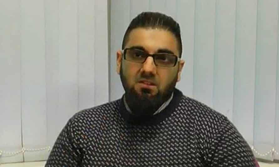 Usman Khan killed two people at an event in central London in 2019.