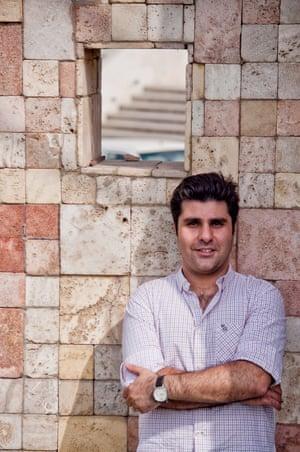 Nassim Soleimanpour.