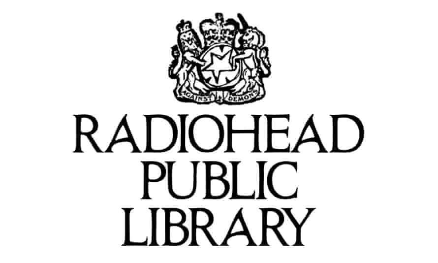 The icon for Radiohead Public Library.