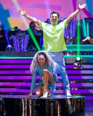 Joe and Katya