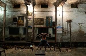 Mahabub Hossain Khan Bangladesh 1st Place – Lifestyle The Old Gym | Shot on iPhone XS Dhaka, Bangladesh