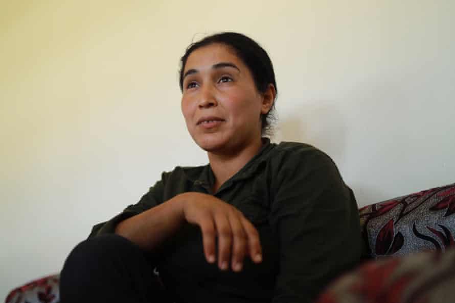 Zeyneb Sarkaniyeh talks to the Guardian