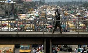 terrible traffic no public toilets no rail system but millions