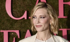 Cate Blanchett attends the Green Carpet fashion awards 2018 in Milan.