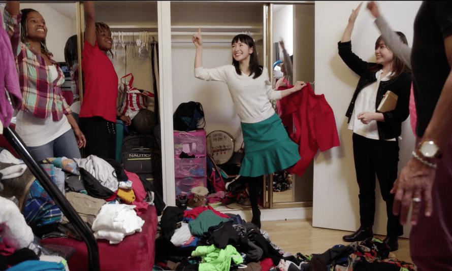 Decluttering with Marie Kondo feels great, but where does all the rubbish actually go?