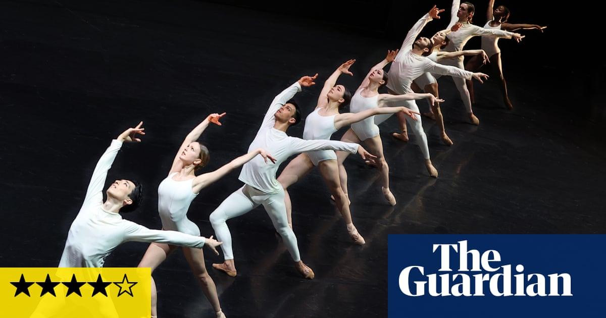Dutch National Ballet: Metamorphosis review – exquisite dancing in the dark