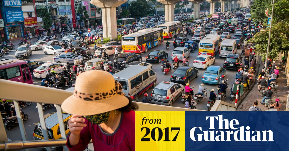 Hope for Hanoi? New bus system could cut pollution … if enough