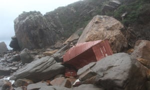 NSW Roads and Maritime Services said it was quite rare for such an incident so close to the coast
