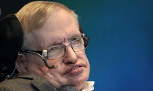 Stephen Hawking will say that cherrypicking evidence for political ends 'debases scientific culture'.
