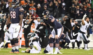 The double-doink heard around the world: Cody Parkey becomes