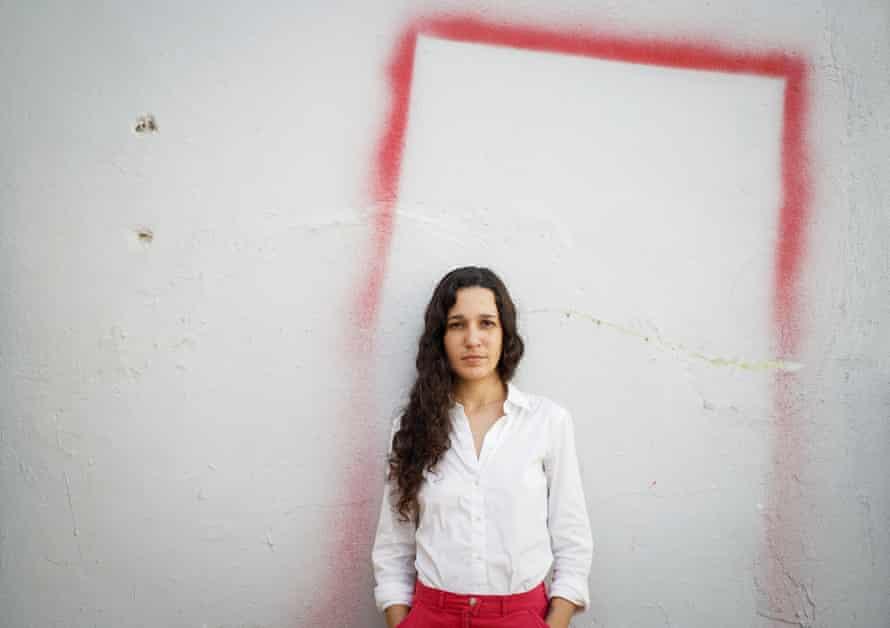 Ileana Cabra, aka Ile, in a recording studio in San Juan. 'I've been waiting so long for a massive awakening in Puerto Rico.'