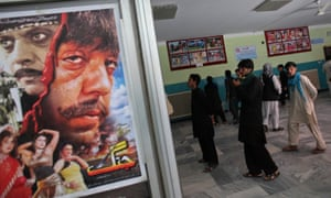 The majority of Kabul's cinemas show Bollywood films and cater to audiences of young men.