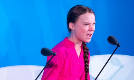 People listen to Greta Thunberg because of her creativity, not just her science