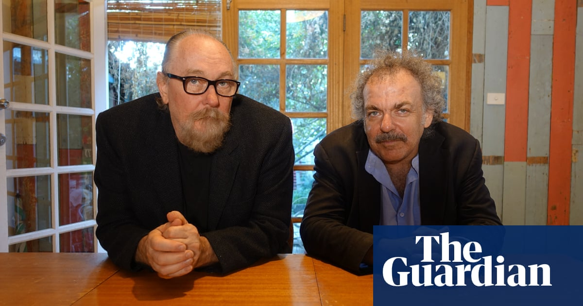 'Neither of us are interested in jamming': the Saints' Ed Kuepper meets the Dirty Three's Jim White