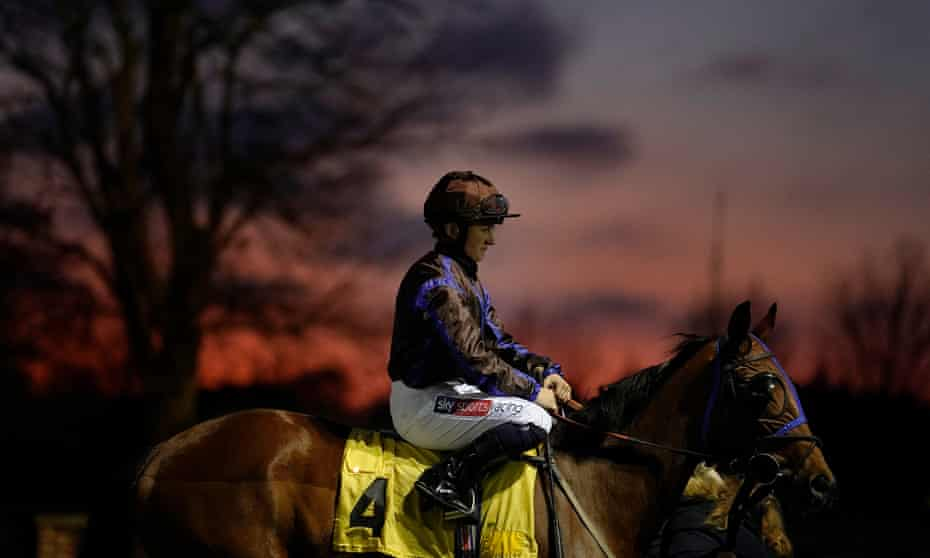Hollie Doyle, pictured at Kempton in early December, has well over 100 winners in 2019.