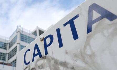 Public procurement chiefs and permanent secretaries ought to be poring over their contracts with Capita and making contingency plans