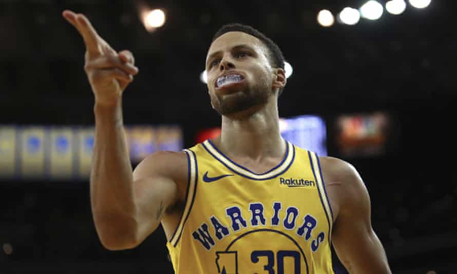 Stephen Curry's Warriors are among the most-travelled teams in the league