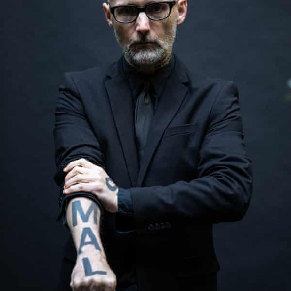 Moby earlier this year.