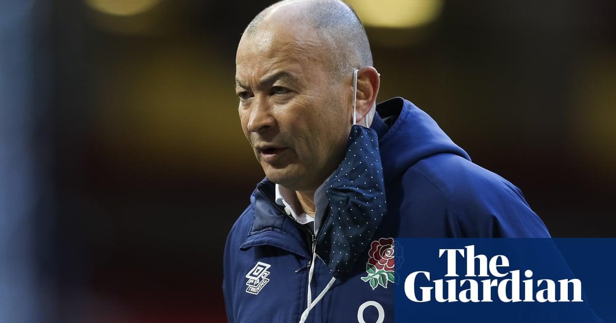 Eddie Jones to resist broad changes for Englands final Six Nations games